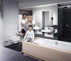 Levensloopbestendige badkamer van Viega