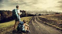 Viaggiare senza soldi, l'avventura ha inizio (INTERVISTA)