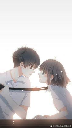 Can someone tell me what anime or manga is this? Love Cartoon Couple, Cute Couple Art, Manga Couple, Anime Love Couple, Cute Couple Drawings, Love Drawings, Drawing Faces, Anime Couples Drawings, Anime Couples Manga