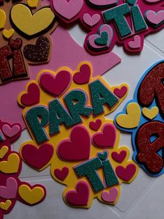 Diy And Crafts, Crafts For Kids, Ideas Para Fiestas, Love Cards, Dbz, Cake Toppers, Kawaii, Mini, Sweet