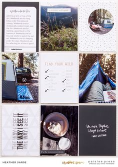 paislee press creative team inspiration | Weekend Vibes + Pocket Guide no. 8