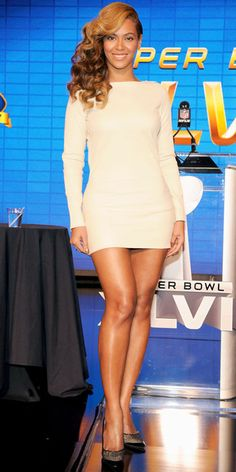 Beyonce in Jimmy Choo from #InStyle