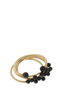 Stacking Rings x 5 By ISABEL MARANT @ http://www.boutique1.com/