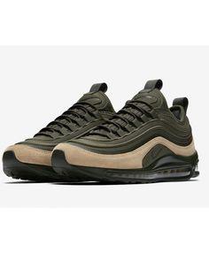 info for 28f3a b0a47 Men s Nike Air Max 97 Ultra 17 SE Cargo Khaki Sequoia Mushroom Nike Air Max