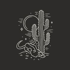 ideas for nature design illustration drawings Cactus Drawing, Cactus Painting, Cactus Tattoo, Frida Art, Art Inspo, Line Art, How To Draw Hands, Illustration Art, Artsy