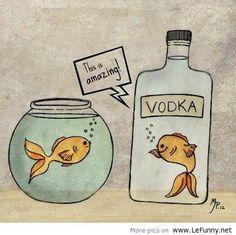 #fish #funny #illustration #drawing