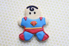 Superman / Superhero / Comic Book / by guiltyconfections on Etsy