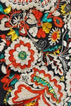 Embroidery - folk design                                                       …