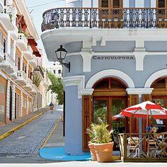 The Colors of Puerto Rico | Architecture | CoastalLiving.com