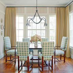 Turn a small dining room into a focal point - Grand Illusion