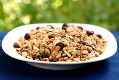 Did you know Adelle Davis INVENTED granola as we know it? Check it out here http://adelledavis.org/press/adelle-davis-invented-granola/
