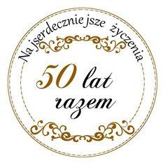 Znalezione obrazy dla zapytania digi 50 rocznica ślubu fiolet