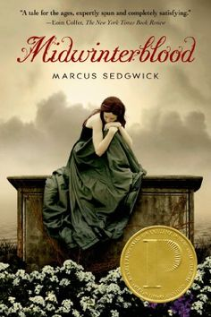 Midwinterblood by Marcus Sedgwick is the 2014 Printz Award Book. That means it was the best Young Adult (YA) book for the year, and . Ya Books, Great Books, Books To Read, Best Children Books, Books For Teens, Teen Books, Ya Novels, This Is A Book, Audio Books