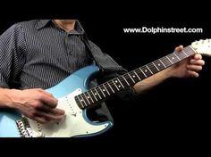 Blues Guitar Lesson Slow Blues Shuffle - YouTube