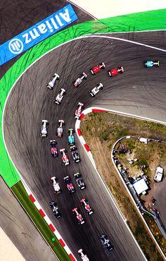 A Grand Prix Start