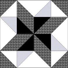 quilt block images | Free Quilt Block Clip Art Page 11 - Black & White clipart for Quilt ...