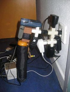 Not enough plugs? Problem solved.