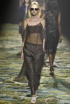 Paris Fashion Week Spring 2015: From the Runway - Dries van Noten Spring 2015