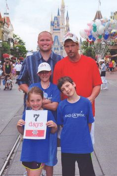 7 days in for 7 months living at the House! Dominic has been fighting ALL T-cell Leukemia, and Make-A-Wish North Texas sent him and his family to Walt Disney World this summer! Make A Wish Foundation, 7 Months, Fort Worth, Walt Disney World, Texas, Day, Summer, How To Make, House