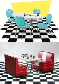 Toronto Retro Dinettes - Diner Style Kitchen Furniture, & Tables, Chairs by Smart Furniture Toronto Retro Table And Chairs, Cafe Chairs, Desk Chairs, Room Chairs, Smart Furniture, Kitchen Furniture, Cafe Furniture, Furniture Online, Office Furniture