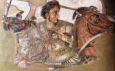 Mosaico de Alejandro-Casa del Fauno (Pompeya)