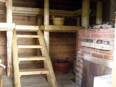 Nämä neljä hienoa kesäsaunaa on rakennettu omin voimin. Modern Saunas, Building A Sauna, Finnish Sauna, Cabins In The Woods, Sweet Home, Bathroom, Finland, Grid, Tourism