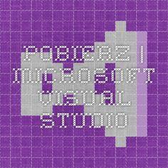 Pobierz | Microsoft Visual Studio