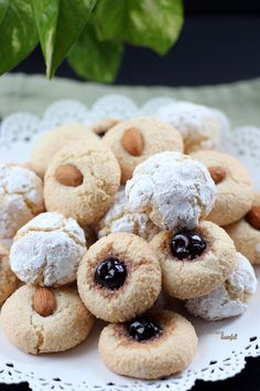 Easy recipe for Amaretti Cookies. Perfectly made in under 30 minutes.