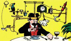 Picture of Make a Rube Goldberg Machine!