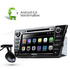 Price - $369.94. DVR+Android 6.0 Car DVD Player GPS Radio WIFI For Mazda 6 2009 2010 2011 2012 8 ( Brand - Eonon, MPN - Does not apply, Screen Size - 8-inch HD Digital capacitive touchscreen, Operation System - Android Marshmallow 6.0, Resolution - 1024*600, Mutual Control - Betweend head unit and your smart phone, Steering Wheel Control - Support( CANBUS System), WIFI/3G - Support(3G need to buy dongle extra), CPU - Allwinner R16 1.6GHz Cortex A7 Quad-Core, Supports app installation - Yes…