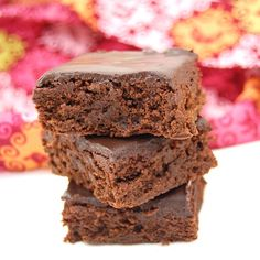Mexican Hot Chocolate Brownies with Chocolate Ganache. I may semi-homemake this with a box, add the cayenne, cinnamon, and ganache.