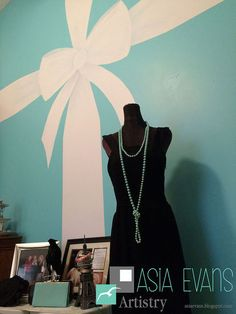 Breakfast At Tiffany S Themed Room Bedroom Ideas Closet Diy Painted Furniture