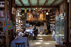 Sentite de viaje en el Mercado de Maschwitz  Un ambiente distendido y muchos productos para elegir en La Anita.  Foto:OHLALÁ! /Matías Aimar