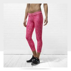 Nike Store. Nike Relay Print Women's Capris Track season is coming up