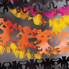 Halloween Decor: DIY Paper Crafts