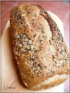 Recipes, bakery, everything related to cooking. Pan Bread, Bread Baking, Rustic Bread, Types Of Bread, How To Make Bread, Sweet Bread, Cake Cookies, Banana Bread, Bakery