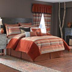 Croscill® Flagstaff Reversible Comforter Set - BedBathandBeyond.com