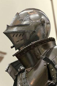 Armor study by Juhannuskostaja