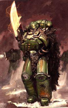 """inoxhammer: """"Vulkan the Forgefather by MajesticChicken http://majesticchicken.deviantart.com/art/Vulkan-the-Forgefather-160779958 My Etsy Shop: https://www.etsy.com/shop/InoxHammer"""""""