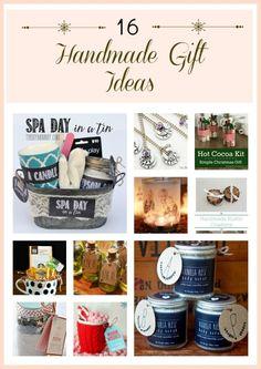 Handmade Gift Ideas! - Anything & Everything