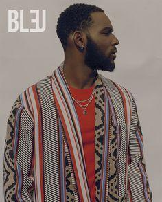 @apuje shoots @kofisiriboe for @bleumagazine.