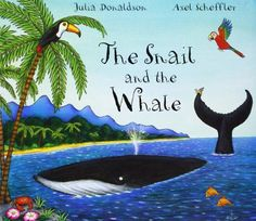 The Snail and the Whale | Pinterest | The o'jays, The whale and Whales