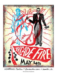 Arcade Fire. by carloshernandez