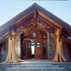 Log Home Masterbedroom Design, Pictures, Remodel, Decor and Ideas - page 28
