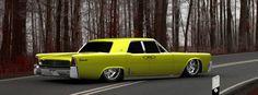 64 custom Lincoln