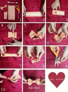 how to make hair bows by lila
