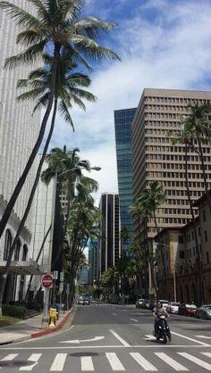 Waikiki,  HI -downtown