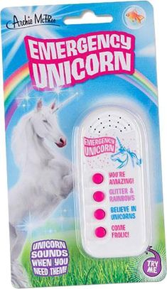 Accoutrements - Emergency Unicorn