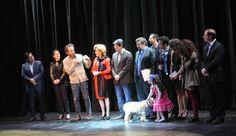 Estuvimos en la inauguración del Teatro Milán en la colonia Juárez.