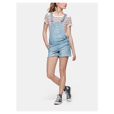 playsuit, Short dungaree - The Sting